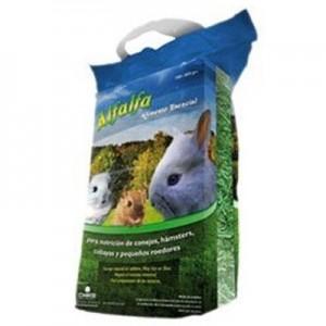 Heno de Alfalfa natural para roedores 1.2 kg