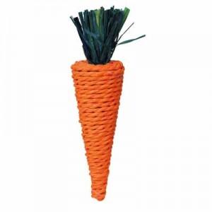 Trixie Juguete de cuerda para roer forma zanahoria