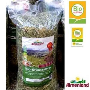 Almenland Heno BIO de montaña 1º corte 1.7 Kg para conejos y roedores