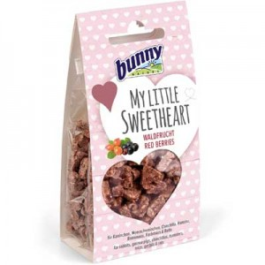 Bunny Nature My Little SweetHeart Snack de Frutos Rojos