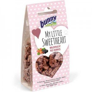 Bunny Nature Snack My Litte SweetHeart Frutos Rojos