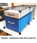 CagesCubes - Cajón almacenaje para Jaulas CyC