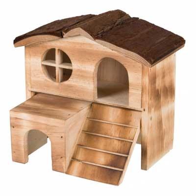 Trixie Casita KAJSA 2 pisos para hamsters y ratones
