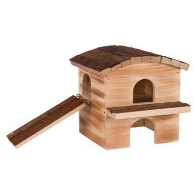 Trixie Casita MELVIN 2 pisos para hamsters y ratones