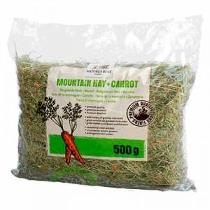 Natures Best Heno de Montaña con Zanahoria