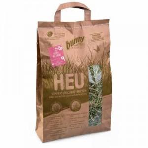 Bunny Nature Heno de Praderas Protegidas con Flores de Campo