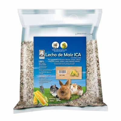 ICA Lecho de Maiz para roedores