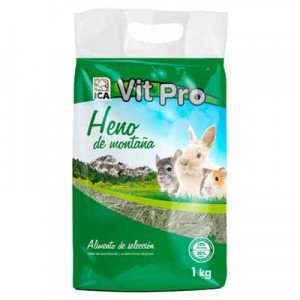 Vit Pro Heno de montaña para conejos