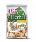 VitaHerbal Snack de Manzana Seca para conejos y roedores