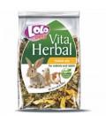 VitaHerbal Snack de Hierbas Mixtas para conejos y roedores