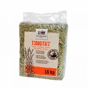 Natures Best Heno de Timothy 1.5 Kg