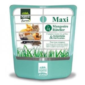 Hami Form Maxi Henera y comedero para roedores