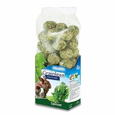 JR FARM Grainless bolitas vitaminadas con espinacas