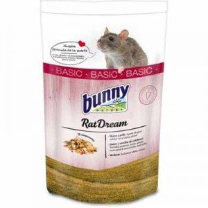 Bunny Pienso para Ratas Dream Basic