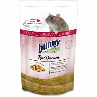 Bunny Nature Pienso para Ratas Dream Basic