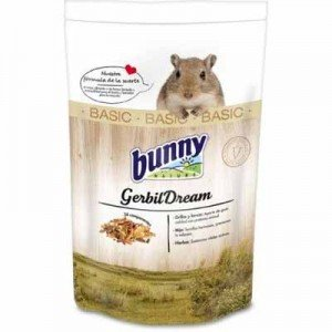 Bunny Nature Pienso para Gerbos Dream Basic