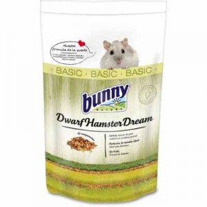 Bunny Nature Pienso para Hamster Enano Dream Basic