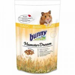 Bunny Nature Pienso para Hamster Dream Basic