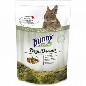 Bunny Pienso para Degus Dream Basic