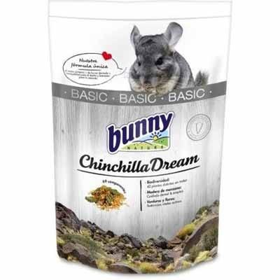 Bunny Nature Pienso para Chinchillas Dream Basic
