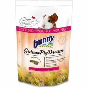 Bunny Nature Pienso para Cobaya Joven Dream Basic