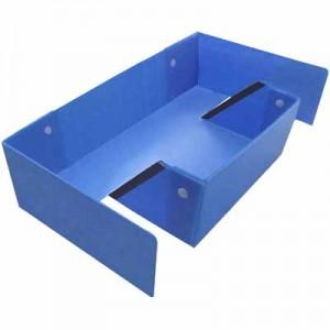 CagesCubes - Base Coroplast para LOFT 2X1 de 2 Escaleras