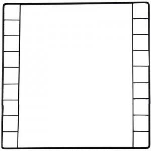 CagesCubes - Panel PUERTA para Jaulas CyC
