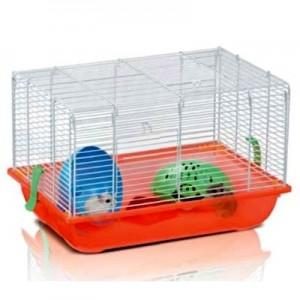 Jaula CRICETI 2 para hamsters y ratones