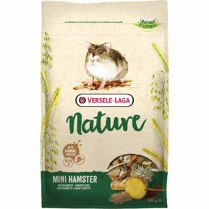 Versele Laga Nature pienso para Hamster Mini