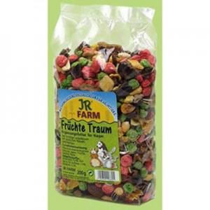 JR FARM Bocaditos de frutas exoticas para roedores 200 gr