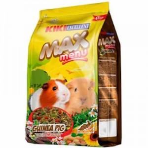 Kiki Max Menú Excellent Alimento para Cobayas