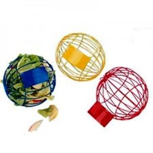 Henera de bola para conejos y roedores