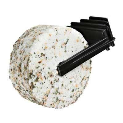Bloque mineral de sal para roer de semillas y hierbas