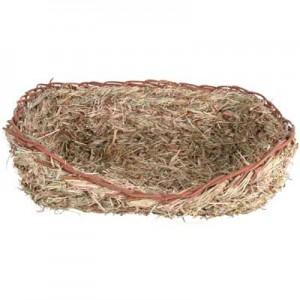 Trixie cama de hierba para conejos y cobayas