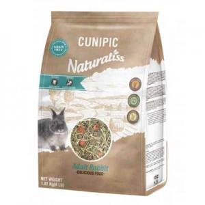 Cunipic alimentacion naturaliss conejo adulto