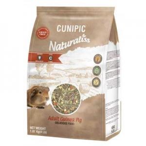 Cunipic Naturaliss Alimento para Cobayas 1,81 Kg