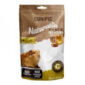 cunipic naturaliss snack healthy vitamina C para cobayas