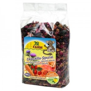 JR FARM Especial chinchillas 500 gr