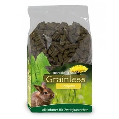 JR FARM Pienso completo para conejos grainless 1.35 Kg
