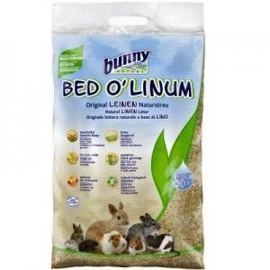 Bunny Nature Lecho de Lino O´Linum para roedores 12.5 L