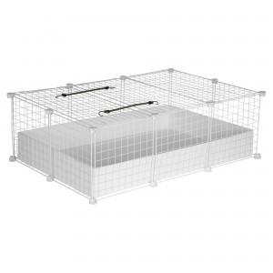 Jaula CyC de cubos para conejos - cagescubes