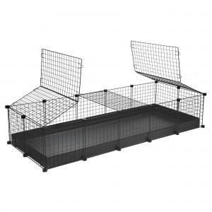 Jaula CyC de cubos para conejos - cagescube