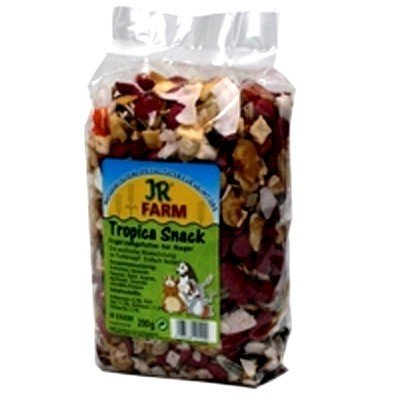 JR FARM Snack Tropical para roedores 200 gr