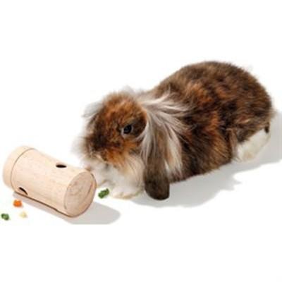 Karlie Juguete de habilidad dispensa golosinas para conejos y roedores