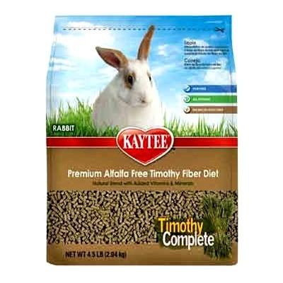 Kaytee Pienso Timothy Complete para conejos 2.04 kg