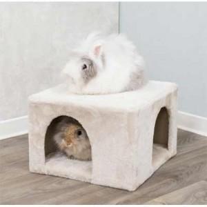 Trixie cueva refugio para conejos y cobayas