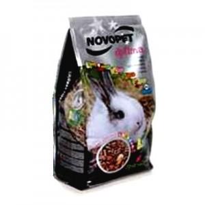 Novopet Optima comida para Conejos