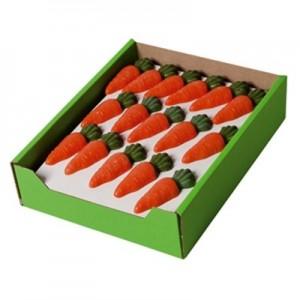 Snack Zanahoria y Espinacas para roedores