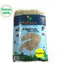 Agrinov Heno de Festuca 100% con zanahoria 500 grs + 500 grs