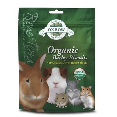 Oxbow Golosinas galletas ecologicas para roedores